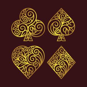 Decorative Card Symbol