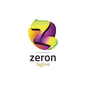Modern 3d Letter Z Logo