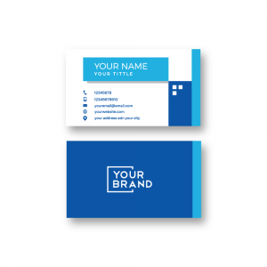 Urban Building Business Card Template