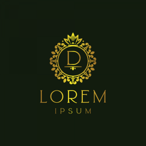 Regal Luxury Letter 'D' Logo Template