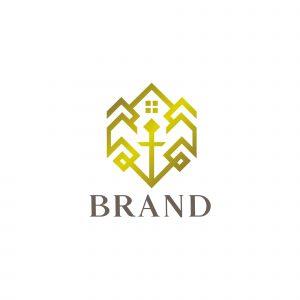 Anchor House Logo Template