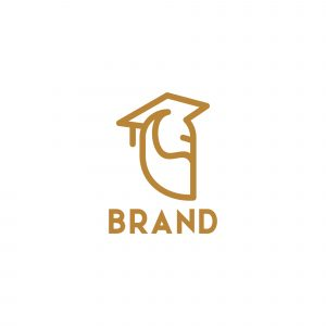 Beard School Logo Template