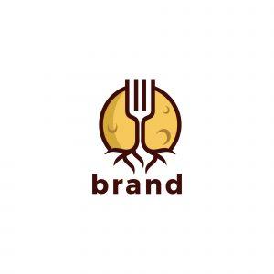 Dinner Logo Template