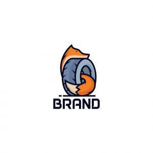 Fox Tyre Logo Template