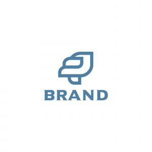 Letter P Logo Template