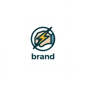 Quick Write Logo Template