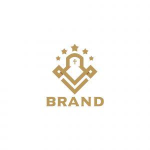 Veteran Memory Logo Template
