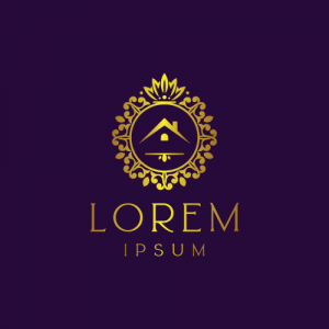 Regal Luxury Home Logo Template
