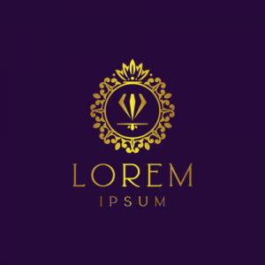 Regal Luxury Jewel Logo Template
