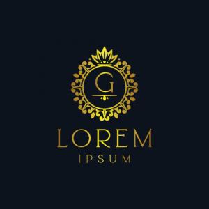 Regal Luxury Letter G Logo Template
