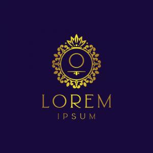 Regal Luxury Letter O Logo Template
