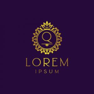 Regal Luxury Letter Q Logo Template