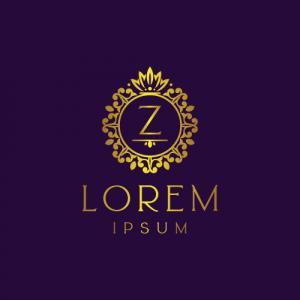 Regal Luxury Letter Z Logo Template